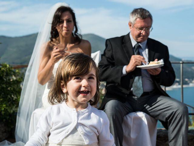 Il matrimonio di Davide e Francesca a Celle Ligure, Savona 23