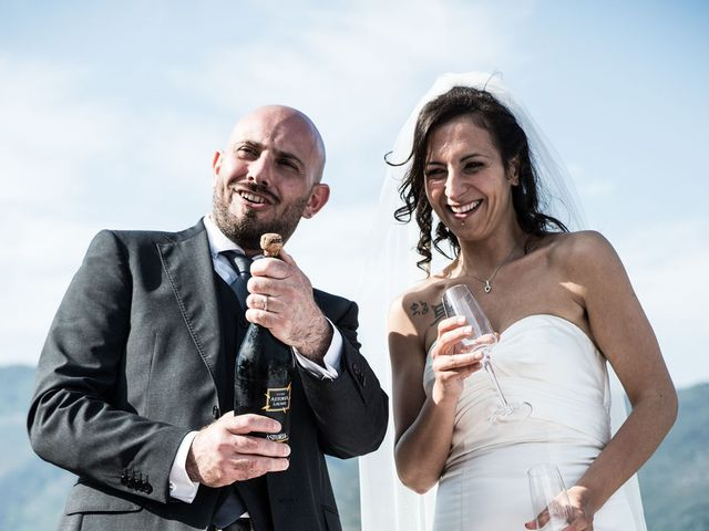 Il matrimonio di Davide e Francesca a Celle Ligure, Savona 21