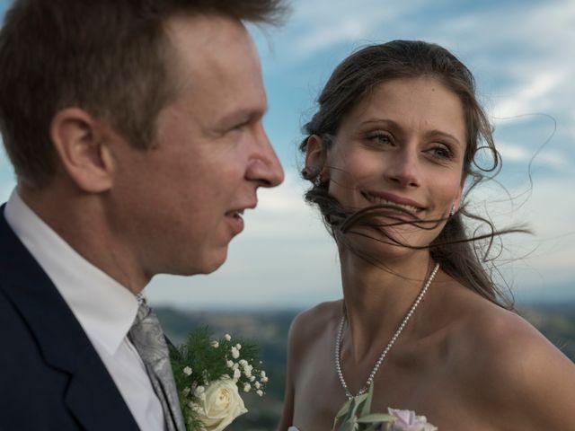 Le nozze di Sabine e Johann