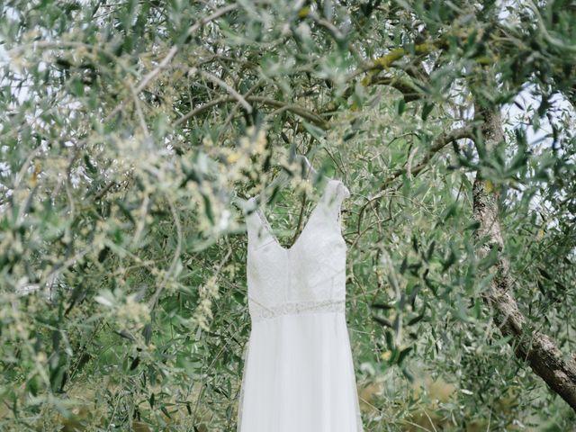 Il matrimonio di Nils e Kerstin a Bibbiano , Siena 3
