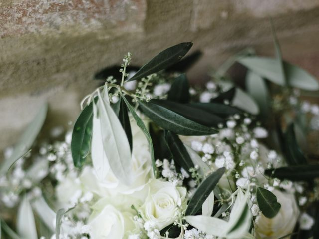 Il matrimonio di Nils e Kerstin a Bibbiano , Siena 4