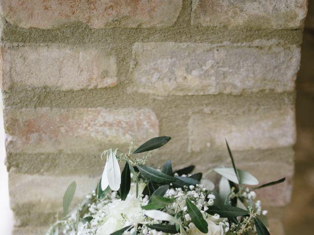 Il matrimonio di Nils e Kerstin a Bibbiano , Siena 8