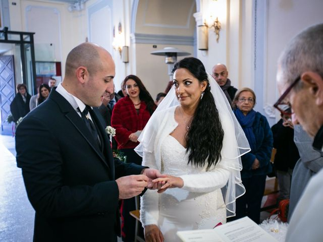 Il matrimonio di Domenico e Gabriella a Caserta, Caserta 32