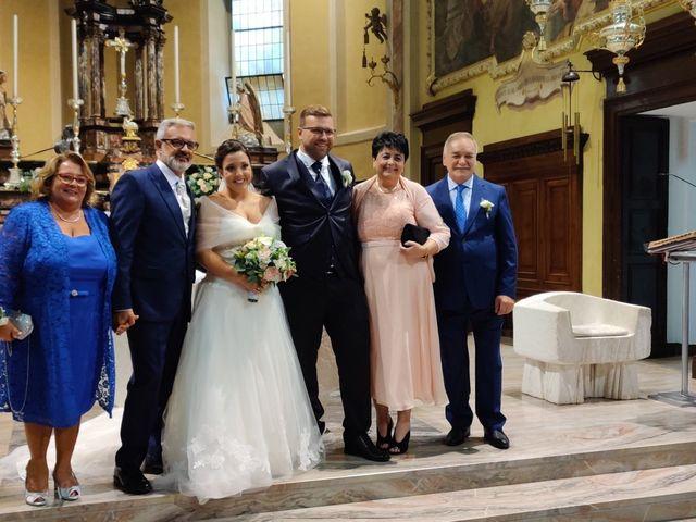 Il matrimonio di Mirko e Claudia a Cornaredo, Milano 1