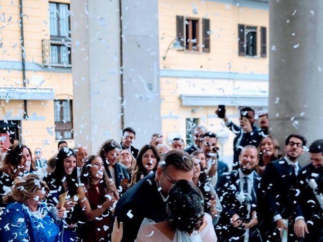 Il matrimonio di Mirko e Claudia a Cornaredo, Milano 9