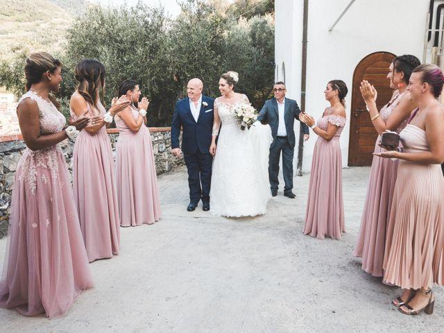 Il matrimonio di Marco e Camilla a Monterosso al Mare, La Spezia 3