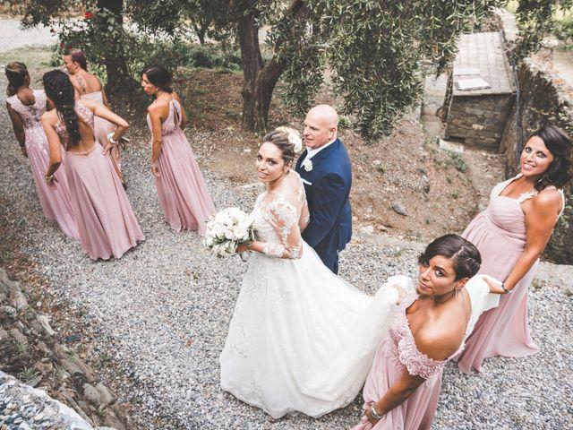 Il matrimonio di Marco e Camilla a Monterosso al Mare, La Spezia 4