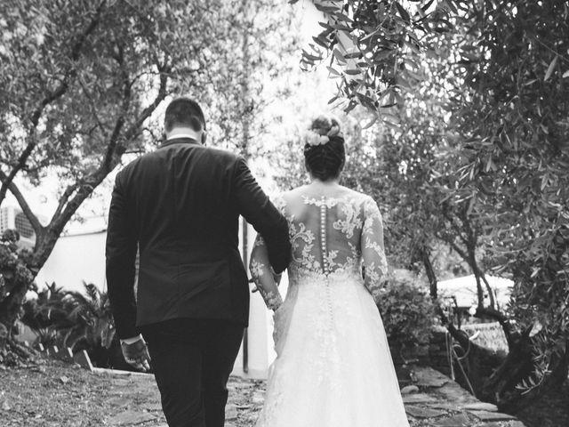 Il matrimonio di Marco e Camilla a Monterosso al Mare, La Spezia 5