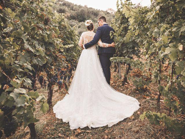 Il matrimonio di Marco e Camilla a Monterosso al Mare, La Spezia 6