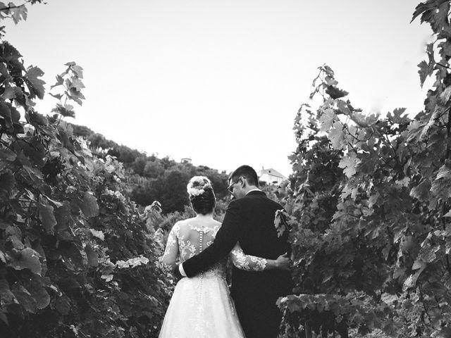 Il matrimonio di Marco e Camilla a Monterosso al Mare, La Spezia 7