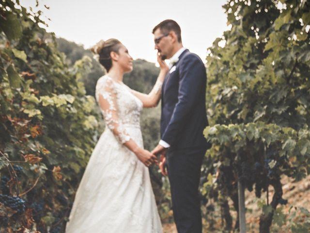 Il matrimonio di Marco e Camilla a Monterosso al Mare, La Spezia 8
