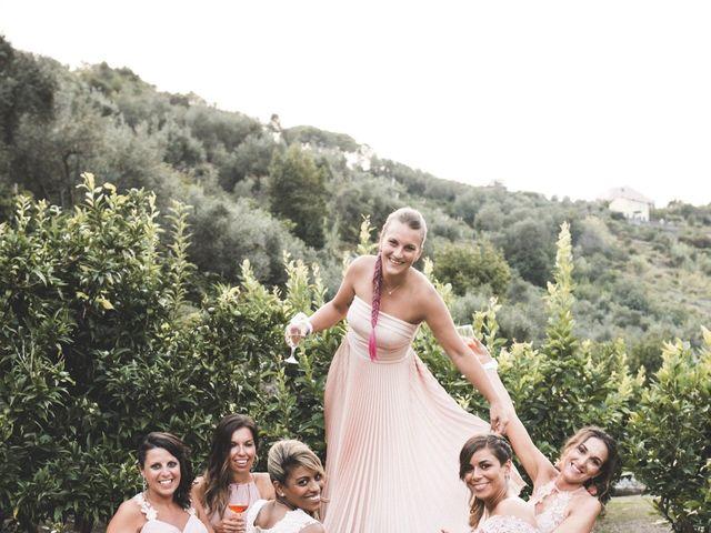 Il matrimonio di Marco e Camilla a Monterosso al Mare, La Spezia 9