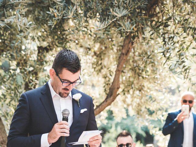 Il matrimonio di Marco e Camilla a Monterosso al Mare, La Spezia 29