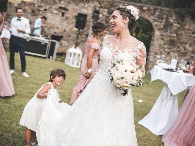 Il matrimonio di Marco e Camilla a Monterosso al Mare, La Spezia 31