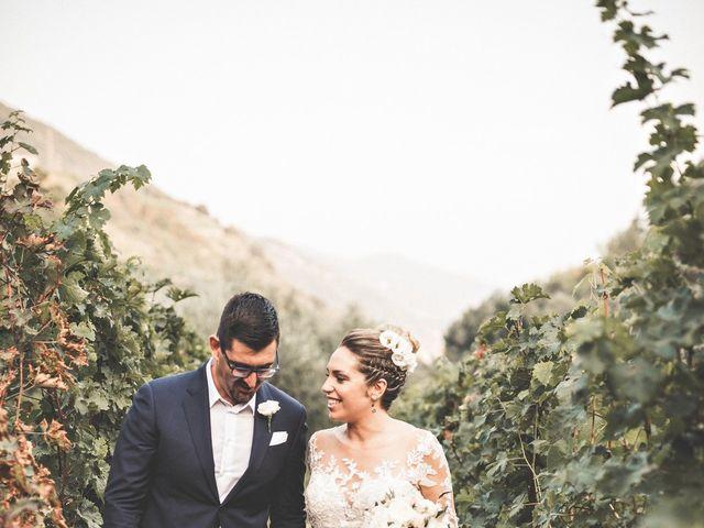 Il matrimonio di Marco e Camilla a Monterosso al Mare, La Spezia 32