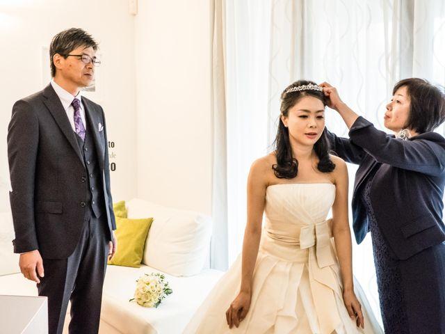 Il matrimonio di Alessandro e Ayako a Assago, Milano 18