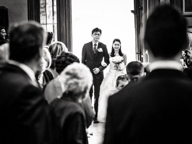 Il matrimonio di Alessandro e Ayako a Assago, Milano 23