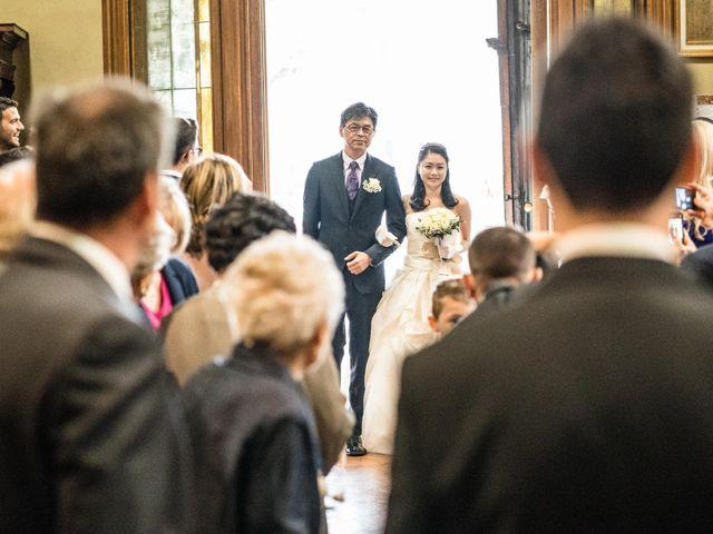Il matrimonio di Alessandro e Ayako a Assago, Milano 24