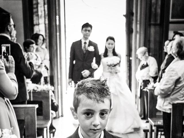 Il matrimonio di Alessandro e Ayako a Assago, Milano 25