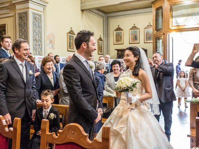Il matrimonio di Alessandro e Ayako a Assago, Milano 26