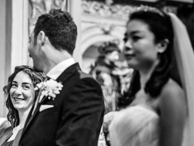 Il matrimonio di Alessandro e Ayako a Assago, Milano 27
