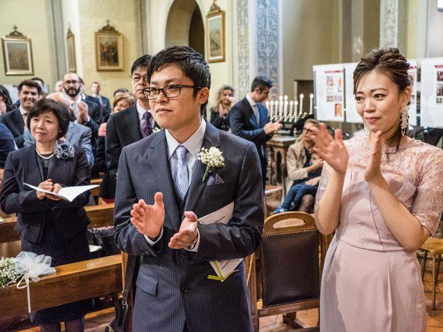Il matrimonio di Alessandro e Ayako a Assago, Milano 31