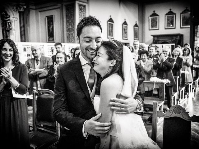 Il matrimonio di Alessandro e Ayako a Assago, Milano 32