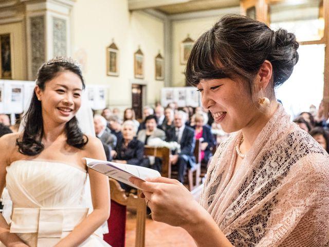 Il matrimonio di Alessandro e Ayako a Assago, Milano 35