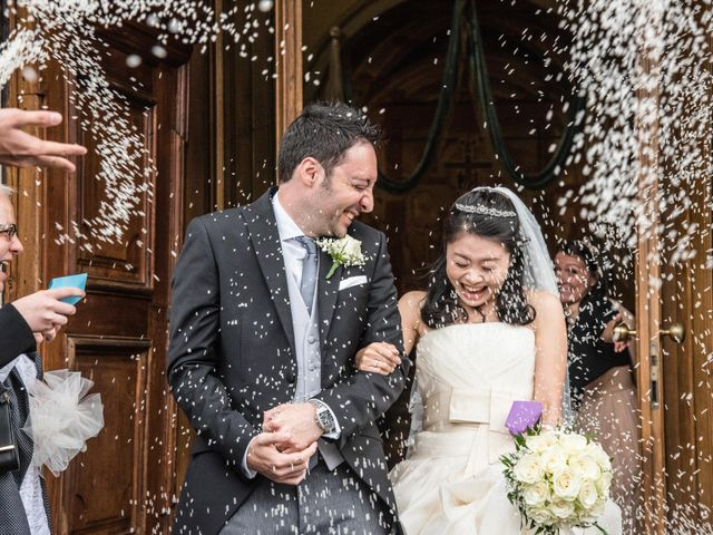 Il matrimonio di Alessandro e Ayako a Assago, Milano 37