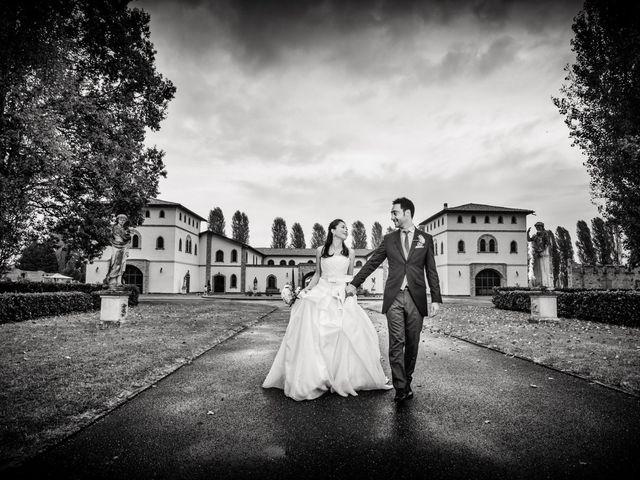 Il matrimonio di Alessandro e Ayako a Assago, Milano 42