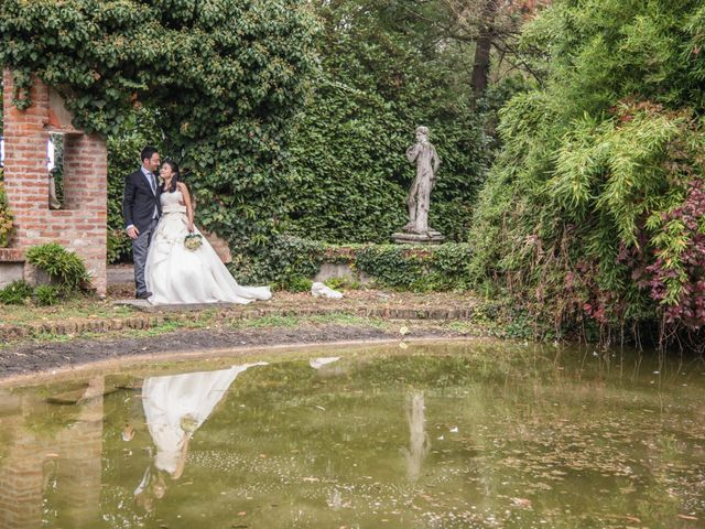 Il matrimonio di Alessandro e Ayako a Assago, Milano 43