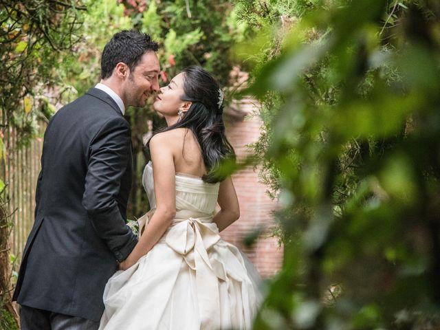 Il matrimonio di Alessandro e Ayako a Assago, Milano 45
