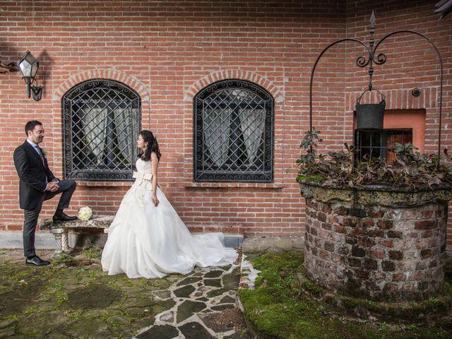 Il matrimonio di Alessandro e Ayako a Assago, Milano 47