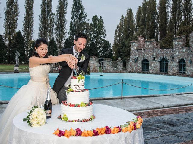 Il matrimonio di Alessandro e Ayako a Assago, Milano 50