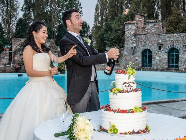 Il matrimonio di Alessandro e Ayako a Assago, Milano 51