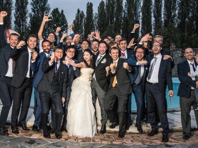 Il matrimonio di Alessandro e Ayako a Assago, Milano 53