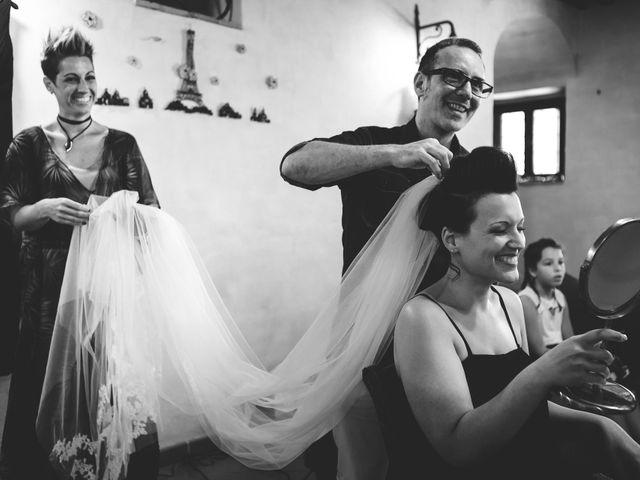 Il matrimonio di Saverio e Ketty a Firenze, Firenze 6
