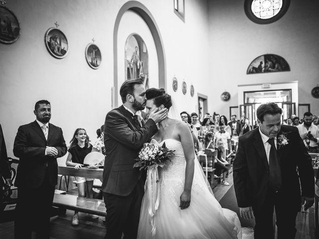 Il matrimonio di Saverio e Ketty a Firenze, Firenze 19