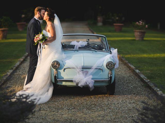 Il matrimonio di Saverio e Ketty a Firenze, Firenze 31