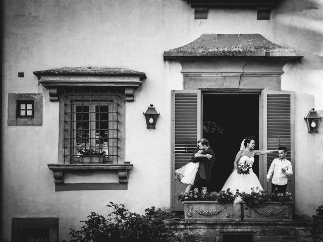 Il matrimonio di Saverio e Ketty a Firenze, Firenze 34