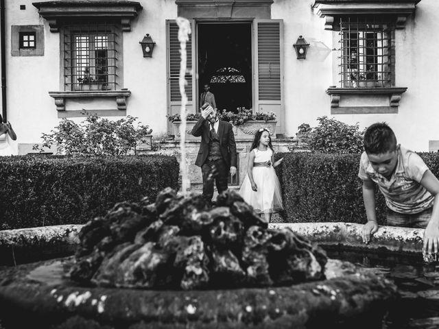 Il matrimonio di Saverio e Ketty a Firenze, Firenze 35