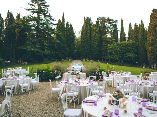 Il matrimonio di Saverio e Ketty a Firenze, Firenze 39