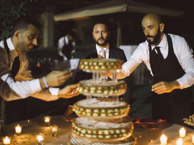 Il matrimonio di Saverio e Ketty a Firenze, Firenze 45