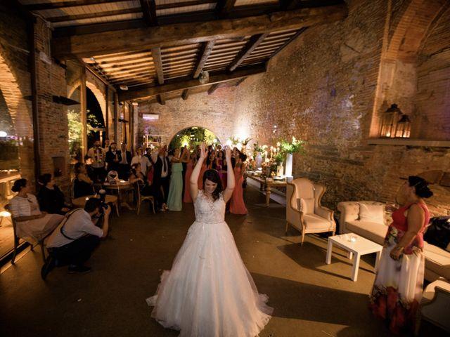 Il matrimonio di Jennifer e Riccardo a Poggibonsi, Siena 8