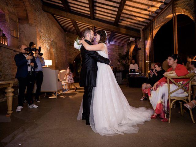 Il matrimonio di Jennifer e Riccardo a Poggibonsi, Siena 9