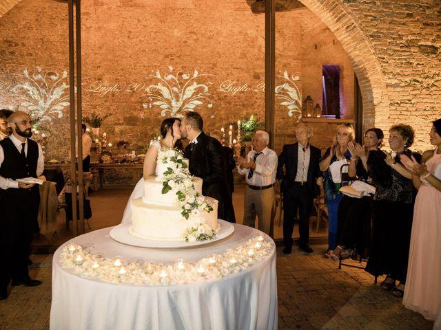 Il matrimonio di Jennifer e Riccardo a Poggibonsi, Siena 10