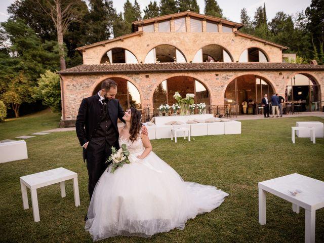Il matrimonio di Jennifer e Riccardo a Poggibonsi, Siena 11