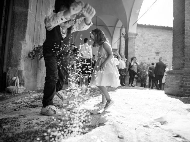 Il matrimonio di Jennifer e Riccardo a Poggibonsi, Siena 15