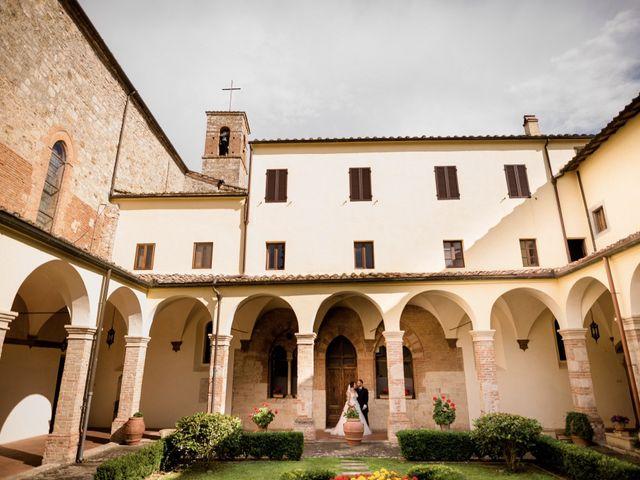 Il matrimonio di Jennifer e Riccardo a Poggibonsi, Siena 16
