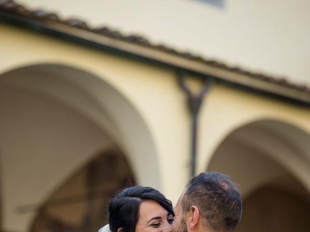 Il matrimonio di Jennifer e Riccardo a Poggibonsi, Siena 17